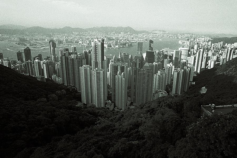 at 香港, 中国 on 04/Jun/1999