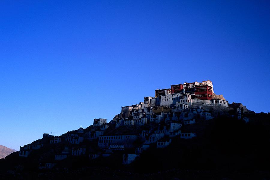 Tikse, Ladakh, India