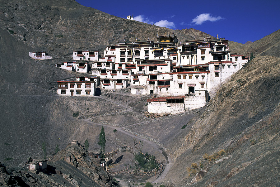 Rizong Gompa, India