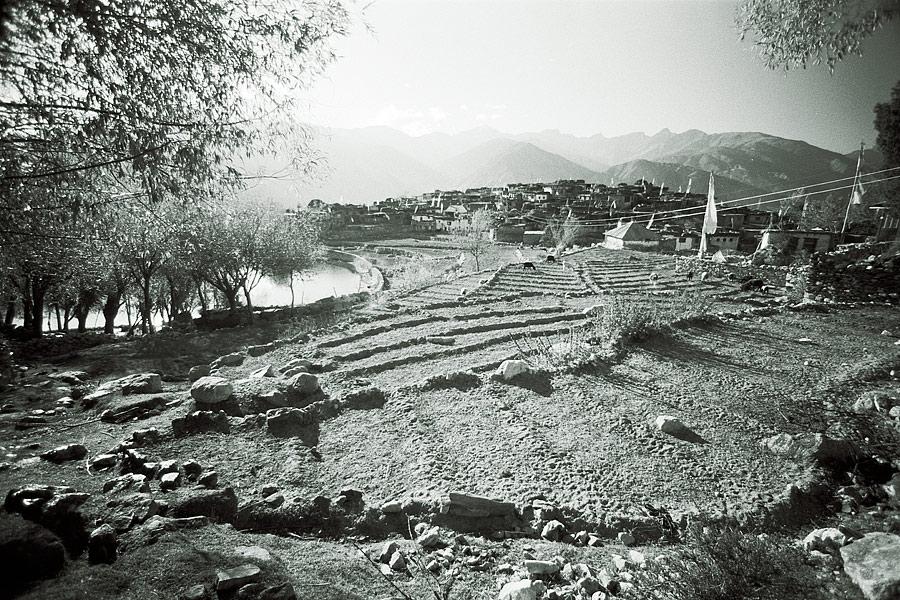 Nako village, India