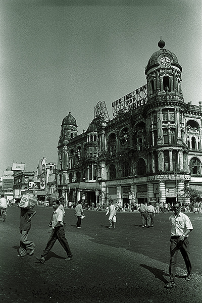 at Calcutta (Kolkata), India on 14/Nov/1999